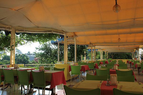 Marin Hotel Kahvaltı