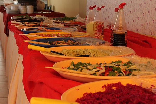 Öğlen Yemeği Marin Hotel