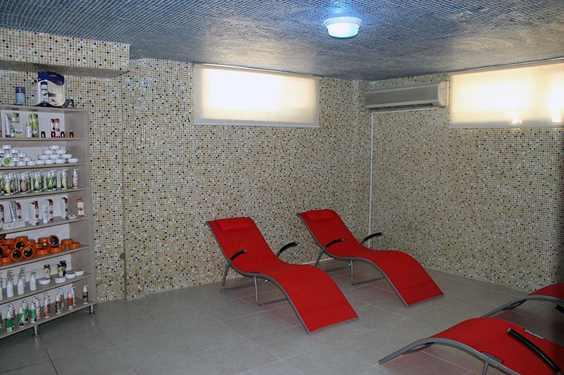 Marin Hotel Dinlenme Odası